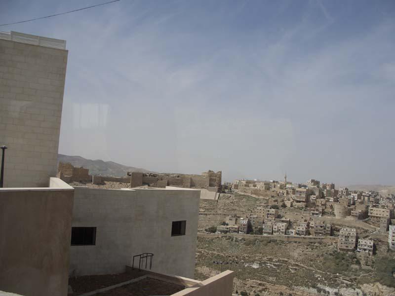 聖地旅行・ケラク城、キルハラセ...